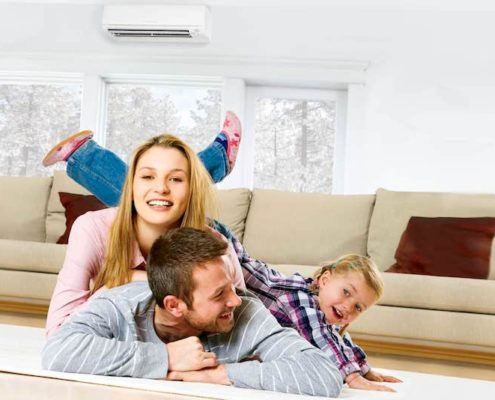 benefits of ductless air conditioning